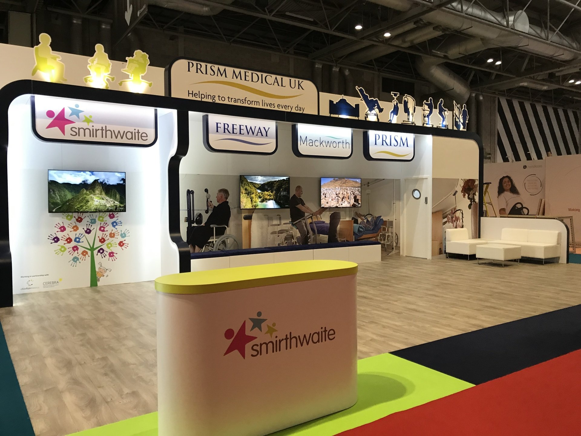 D Printing Exhibition Nec : Event and exhibition stand design portfolio insideout events