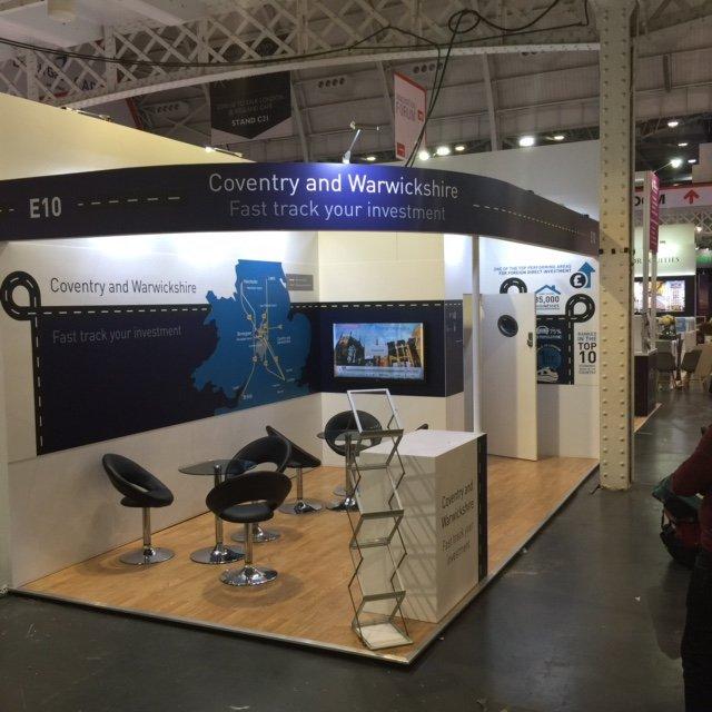 Exhibition Stand Warwickshire : Event and exhibition stand design portfolio insideout