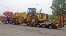 carrelli per trasporto macchine operatrici