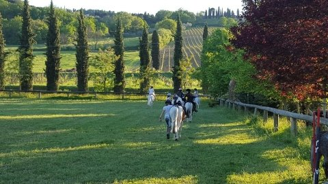 Attività a cavallo