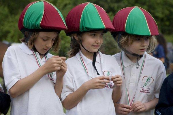 gare equitazione bambini