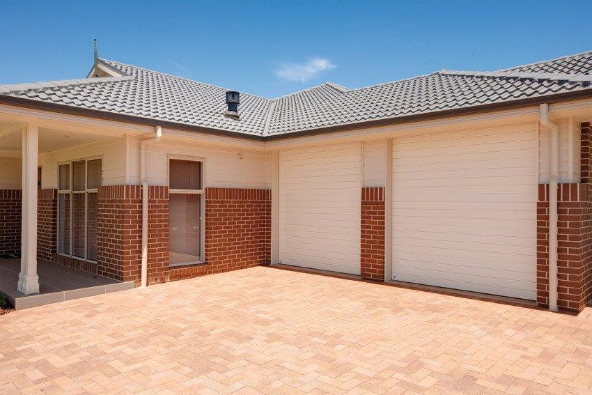 Doors mackay apartments licious modern garage for