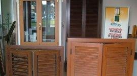 serramenti in legno, persiane