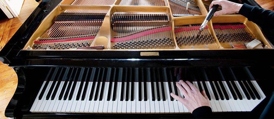 piano tuning service