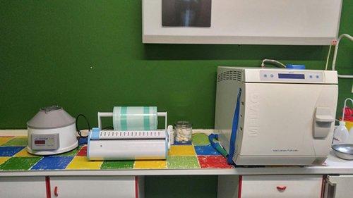 strumentazione per laboratorio