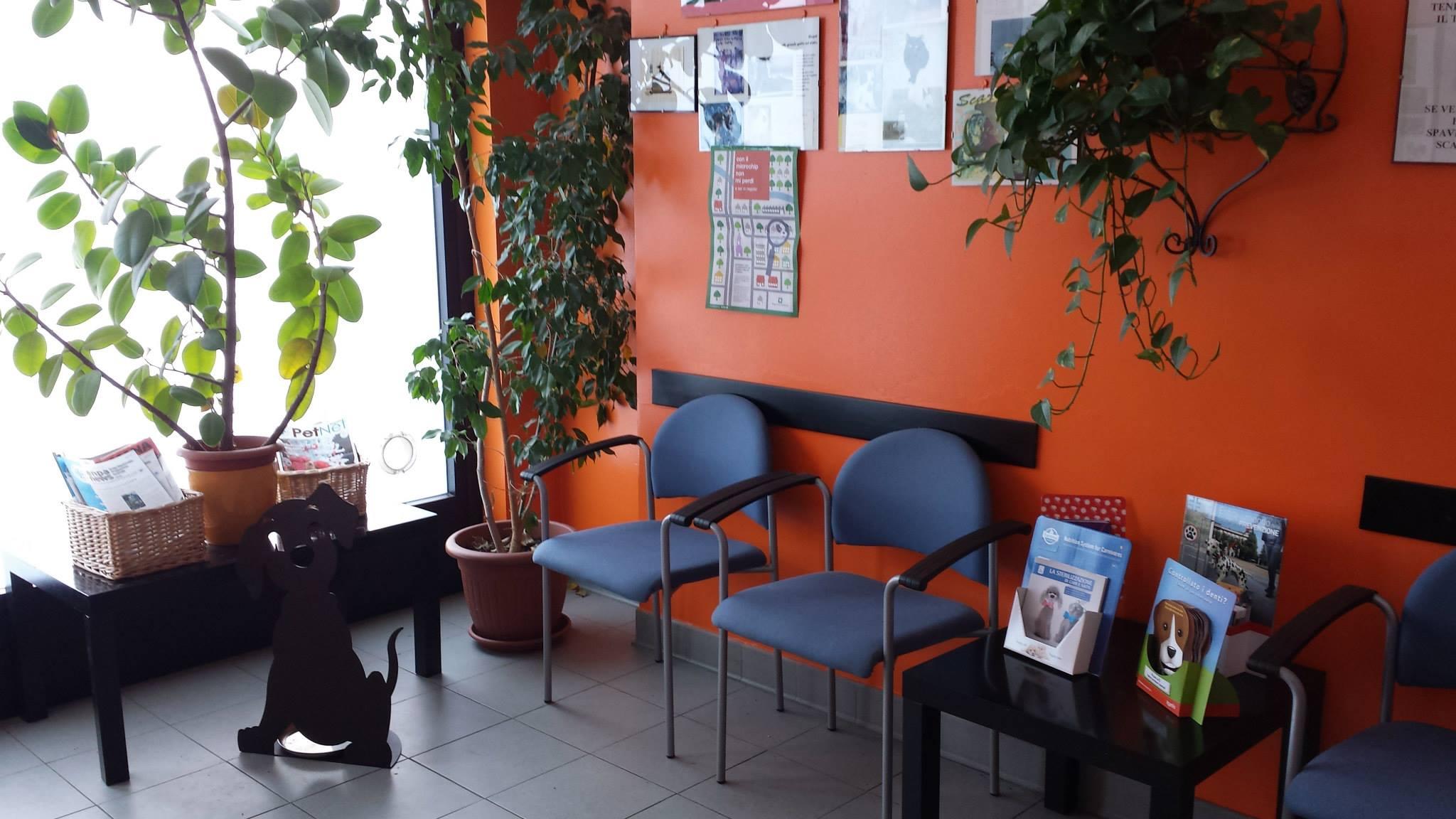 sala di attesa