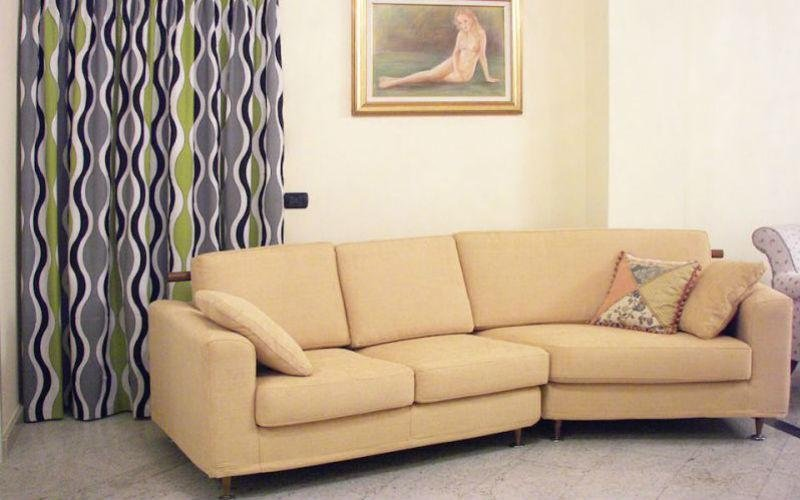 Materiali di rivestimento divani