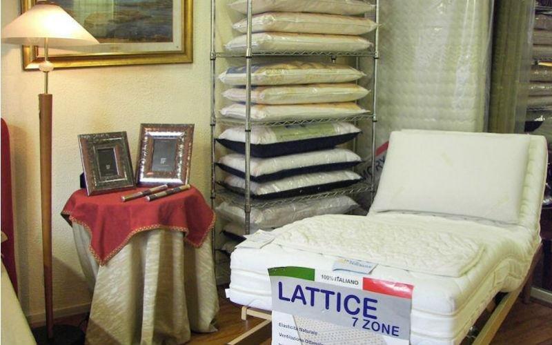 Materassi e cuscini in lattice