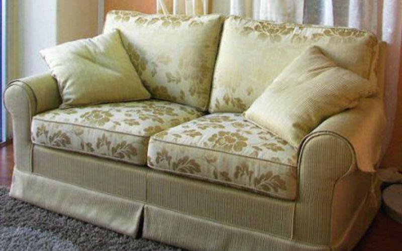Materassi e tessuti per divani