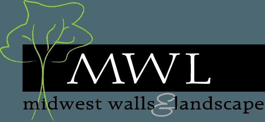 Midwest Walls & Landscape Logo