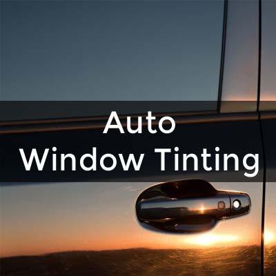 car window tinting winnipeg