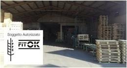 produzione di pallets, pallets di legno
