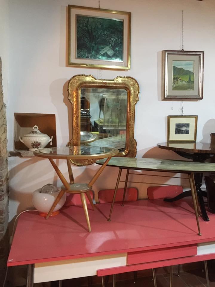 tavolini e specchi