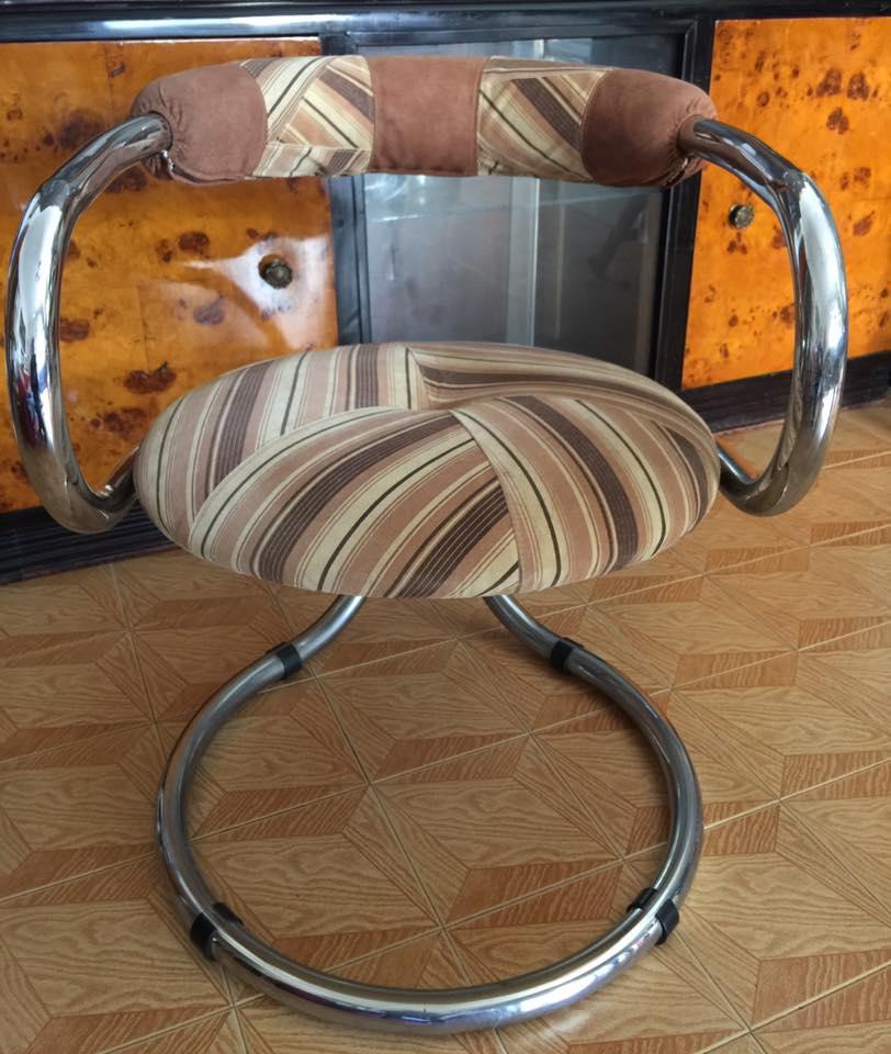 una sedia vintage