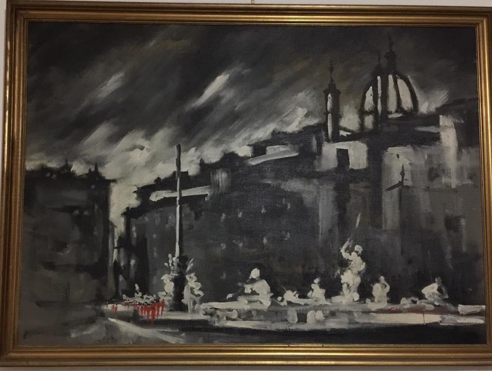 quadro di una città