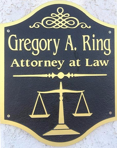 Gregory A. Ring  logo