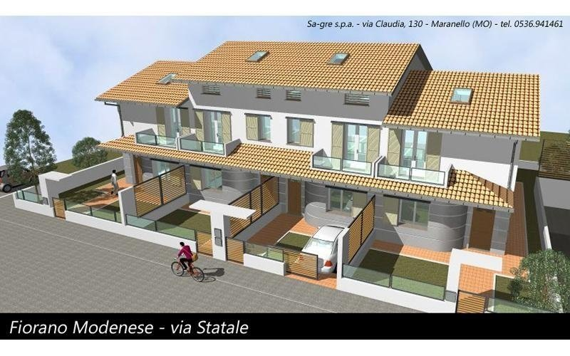 villa fiorano modenese