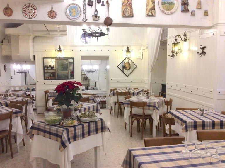 Cucina tipica romana roma ristorante da giovanni dal 1948 for Cucina atipica roma