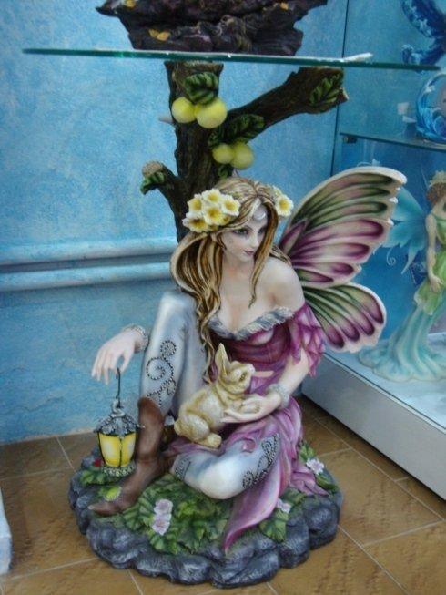 Tavolino farfalla