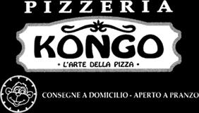 PIZZERIA KONGO L'ARTE DELLA PIZZA - LOGO