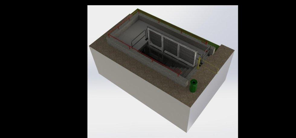 Uscite di sicurezza box sotterranei