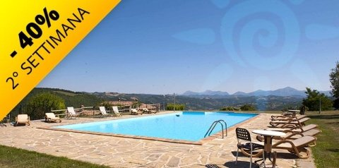 Vacation rental in Gubbio - forty percent discount