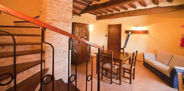 Appartamenti a Gubbio - Agriturismo Tenuta di Biscina