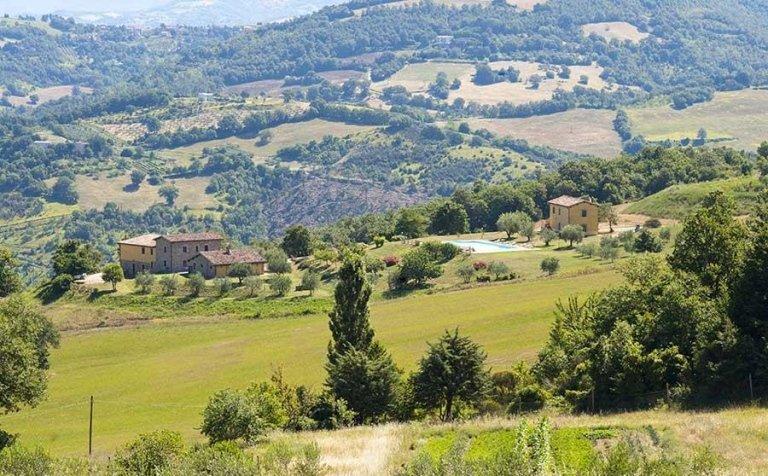 Agriturismo - Tenuta di Biscina - Gubbio
