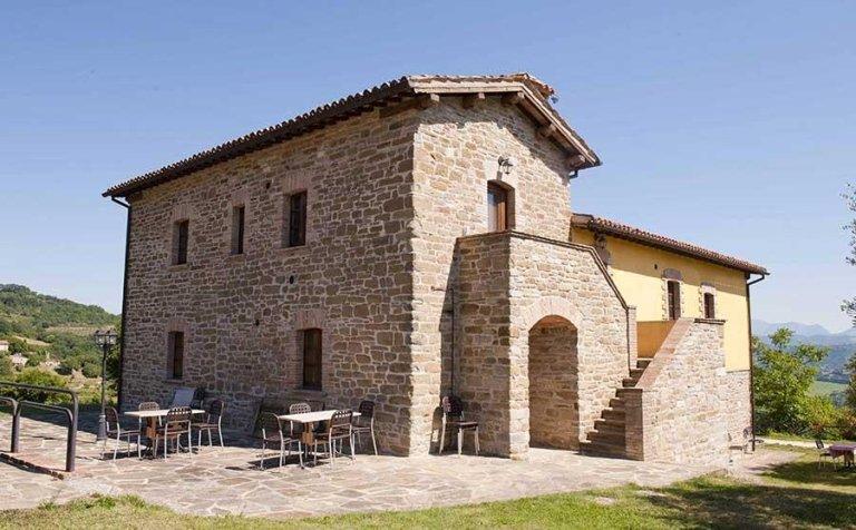 Casa vacanze a Gubbio - Tenuta di Biscina - Gubbio