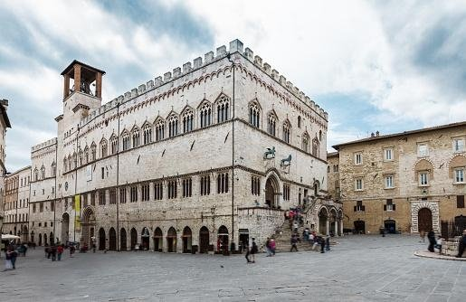 Piazza del Duomo - Perugia