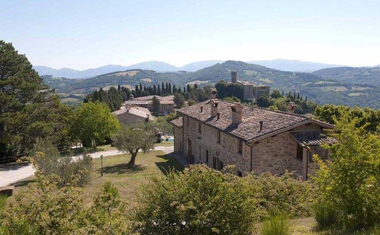 Accommodation - Tenuta di Biscina - Gubbio