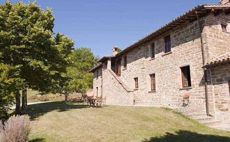 Holiday apartments in Umbria - Tenuta di Biscina - Gubbio