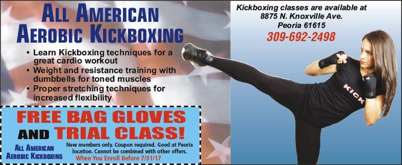 All American Aerobic Kickboxing