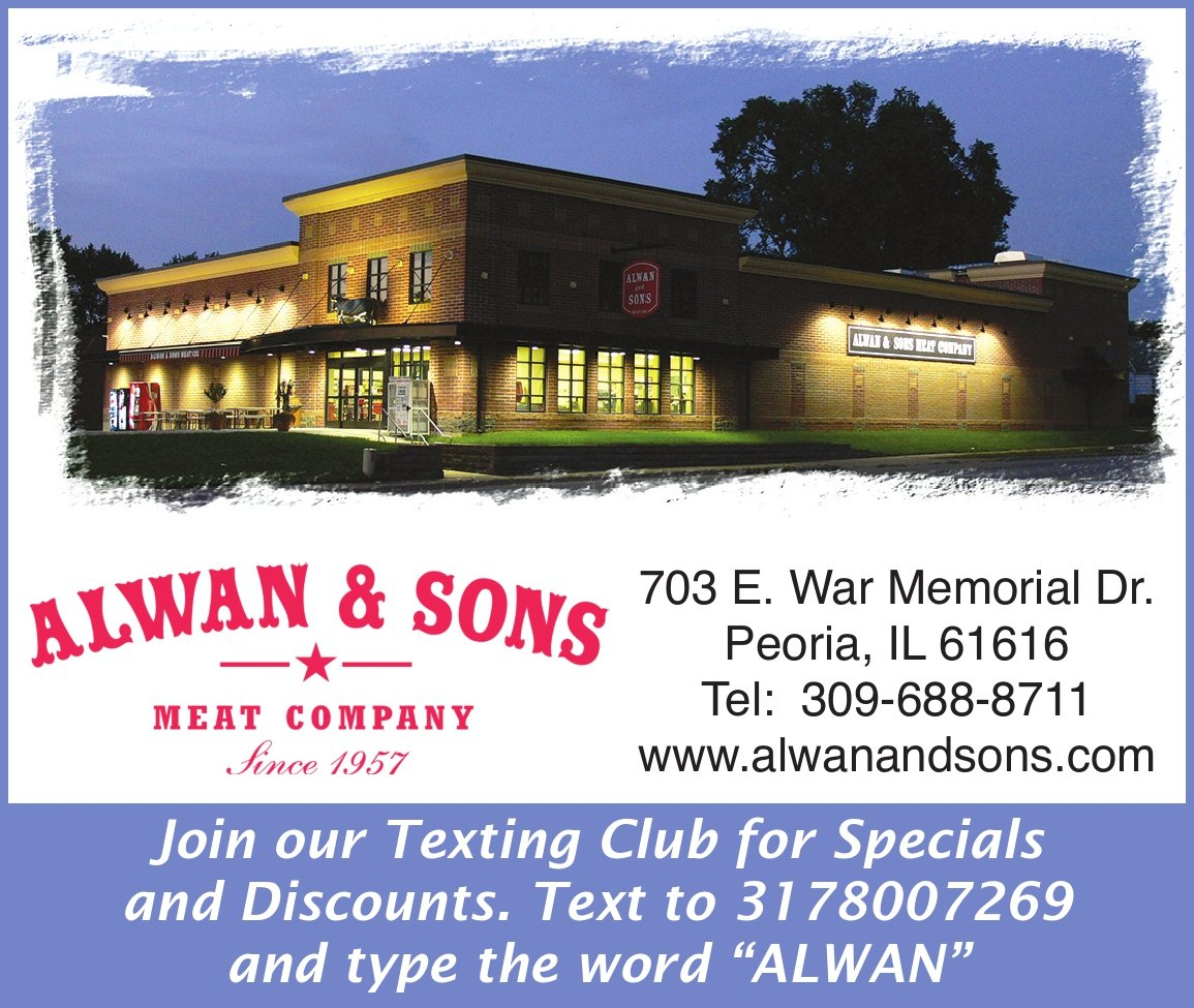 Alwan and Sons Meat Company Peoria, IL
