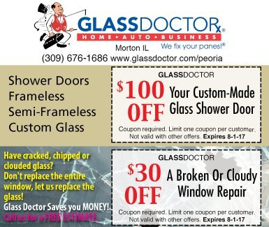 Glass Doctor coupons