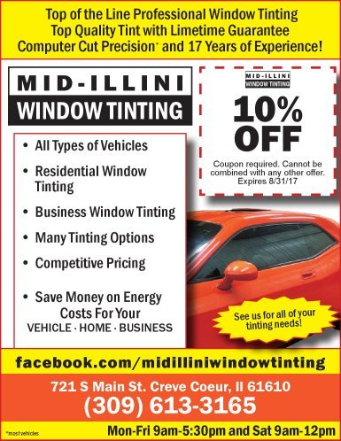 Mid-Illini Window Tinting