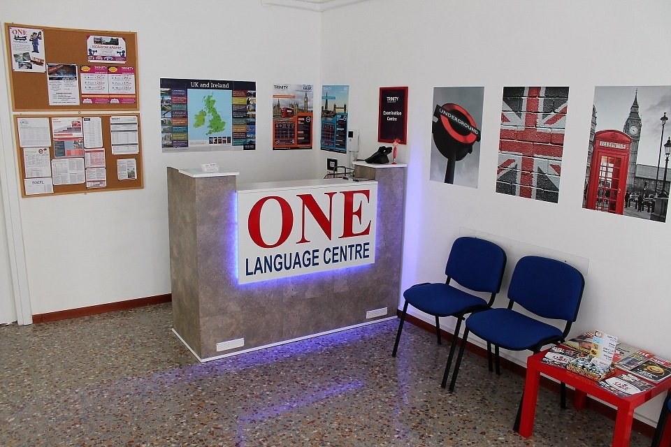 ONE Language Centre - Roma