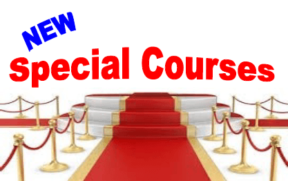 Special Courses