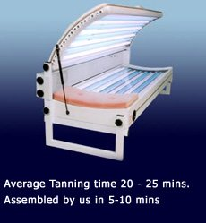 how to get a good tan in sunbeds