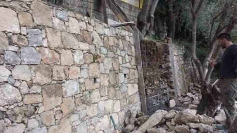 lavori riparazione muri esterni