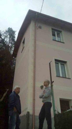 ristrutturazione muro esterno