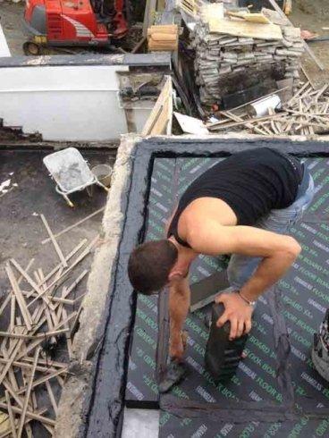 lavori di impermeabilizzazioni edili