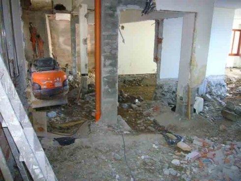 lavori di ristrutturazione interno casa