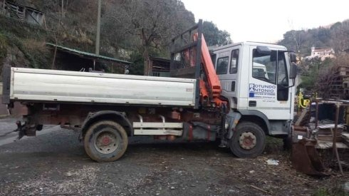 camion impresa edile