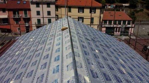 installazione coperture su edifici civili