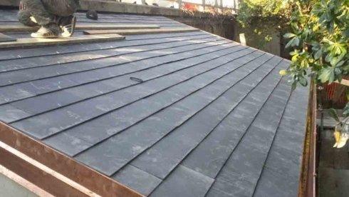 applicazione coperture edili edifici