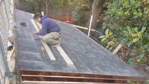 lavori per ristrutturazioni coperture