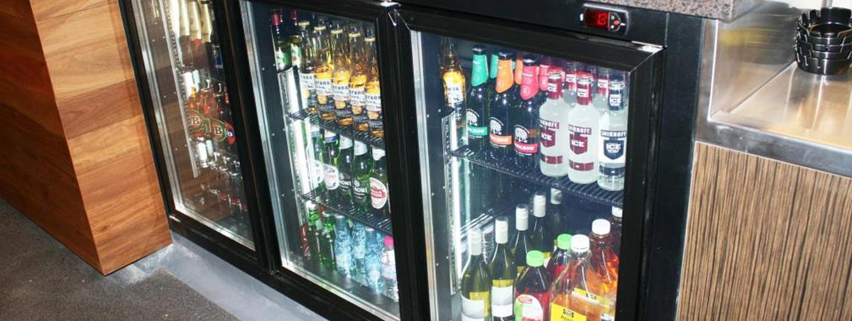 Bar fridges and chillers in Victoria