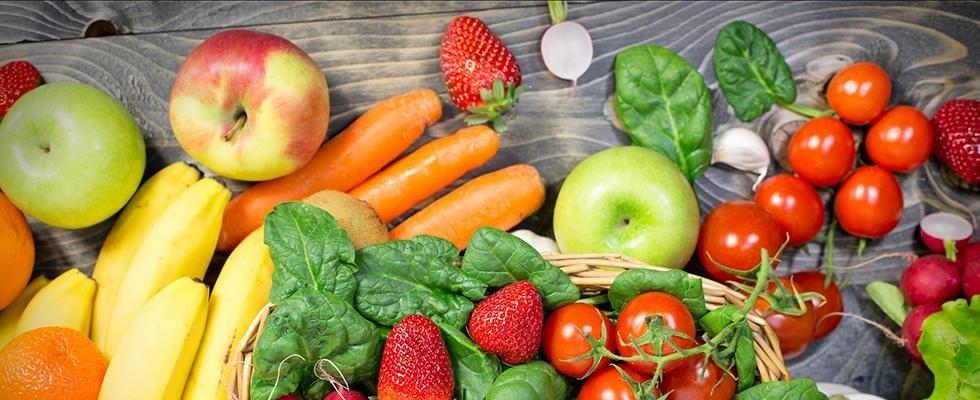 Frutta e verdura all
