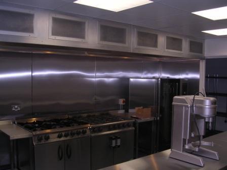 commercial space refurbishment